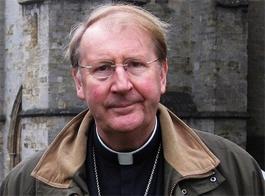 Rt Rev. Michael Langrish