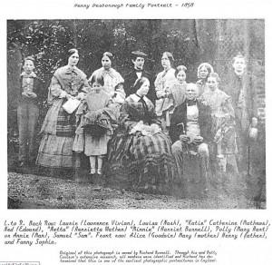 Laurence Desborough family