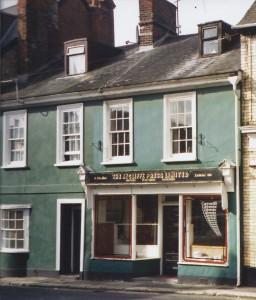 Aycliffe Press Pilton Street 2004