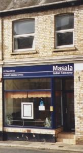 Masala Takeaway 2004