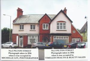 No 2 and No 3 Pilton Street 2016
