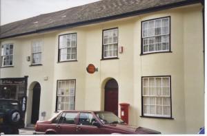 Pilton Post Office 2004