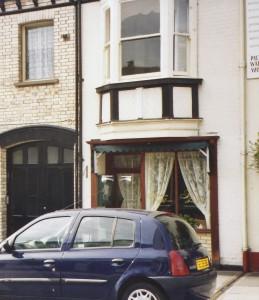 Victoria Lace Tea Rooms 2004